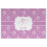 Lotus Flowers Placemat (Laminated) (Personalized)