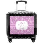 Lotus Flowers Pilot / Flight Suitcase (Personalized)
