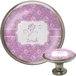 Lotus Flowers Cabinet Knobs (Personalized)