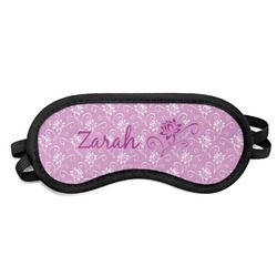 Lotus Flowers Sleeping Eye Mask (Personalized)