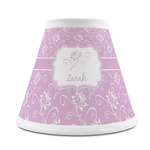 Lotus Flowers Chandelier Lamp Shade (Personalized)
