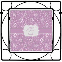 Lotus Flowers Trivet (Personalized)
