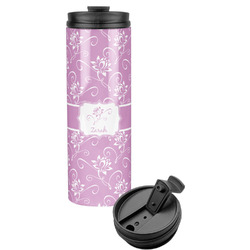 Lotus Flowers Stainless Steel Tumbler (Personalized)