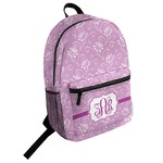 Lotus Flowers Student Backpack (Personalized)