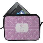 Lotus Flowers Tablet Case / Sleeve (Personalized)