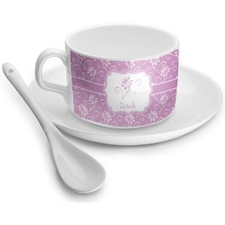 Lotus Flowers Tea Cups (Personalized)