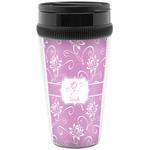 Lotus Flowers Travel Mugs (Personalized)
