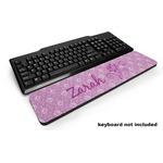 Lotus Flowers Keyboard Wrist Rest (Personalized)