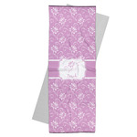 Lotus Flowers Yoga Mat Towel (Personalized)