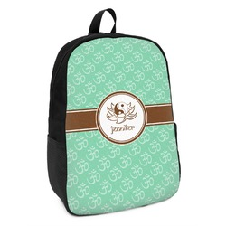 Om Kids Backpack (Personalized)