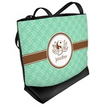 Om Beach Tote Bag (Personalized)