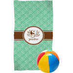 Om Beach Towel (Personalized)