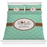 Om Comforter Set (Personalized)