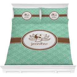 Om Comforters (Personalized)