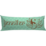 Om Body Pillow Case (Personalized)