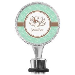 Om Wine Bottle Stopper (Personalized)