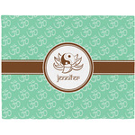 Om Placemat (Fabric) (Personalized)