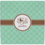 Om Ceramic Tile Hot Pad (Personalized)