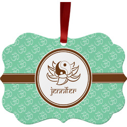 Om Ornament (Personalized)