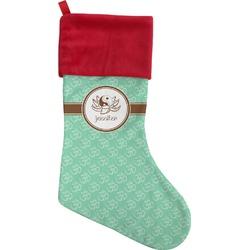 Om Christmas Stocking (Personalized)