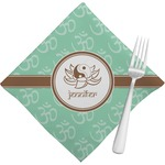 Om Napkins (Set of 4) (Personalized)