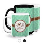 Om Coffee Mugs (Personalized)