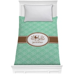 Om Comforter - Twin (Personalized)