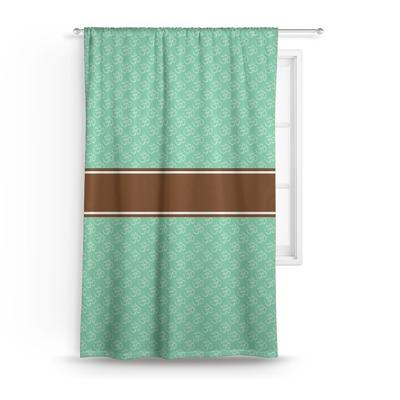 Om Curtain (Personalized)