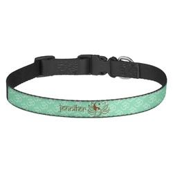 Om Dog Collar (Personalized)
