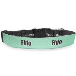Om Deluxe Dog Collar (Personalized)