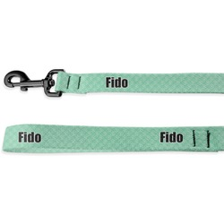 Om Deluxe Dog Leash (Personalized)