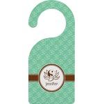 Om Door Hanger (Personalized)