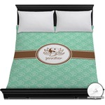 Om Duvet Cover (Personalized)