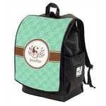 Om Backpack w/ Front Flap  (Personalized)