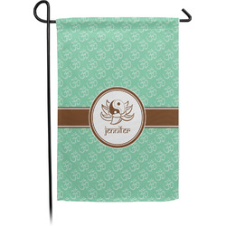Om Garden Flag - Single or Double Sided (Personalized)