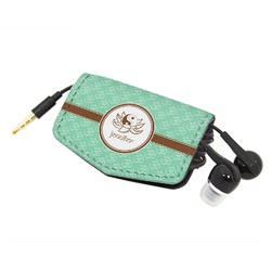 Om Genuine Leather Cord Wrap (Personalized)