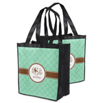 Om Grocery Bag (Personalized)