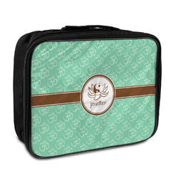 Om Insulated Lunch Bag (Personalized)