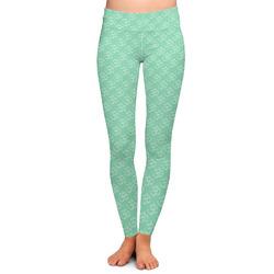 Om Ladies Leggings (Personalized)
