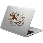 Om Laptop Decal (Personalized)