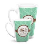 Om Latte Mug (Personalized)