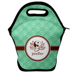 Om Lunch Bag w/ Name or Text
