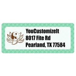 Om Return Address Labels (Personalized)