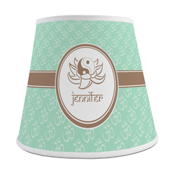 Om Empire Lamp Shade (Personalized)