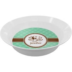 Om Melamine Bowl (Personalized)