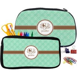 Om Pencil / School Supplies Bag (Personalized)