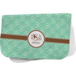 Om Burp Cloth (Personalized)