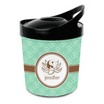 Om Plastic Ice Bucket (Personalized)