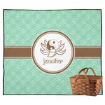 Om Outdoor Picnic Blanket (Personalized)