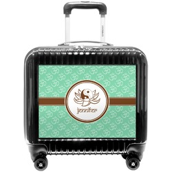 Om Pilot / Flight Suitcase (Personalized)